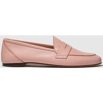 Schuh Pale Pink Impact Flat Shoes