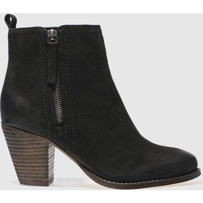 Schuh Black Champ Boots