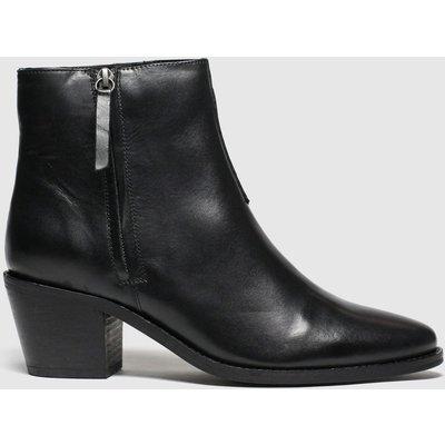Schuh Black Saunter Boots