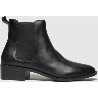 Schuh Black Relax Boots