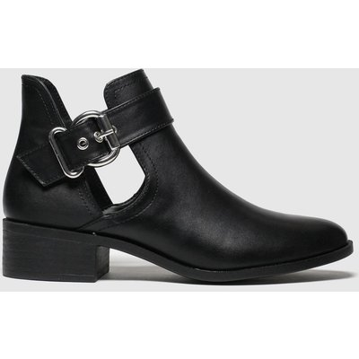 Schuh Black Hang Around Boots