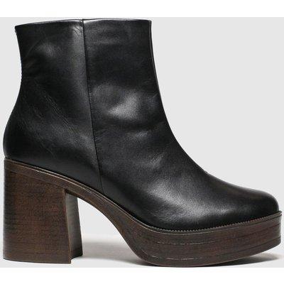 Schuh Black Viva Boots