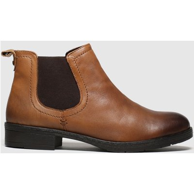 Schuh Tan Release Boots