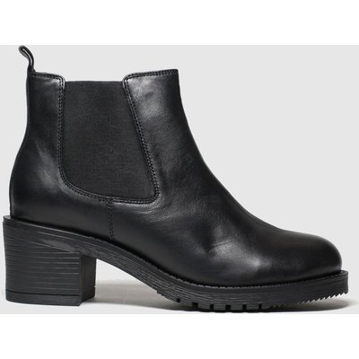 Schuh Black Fascinate Boots