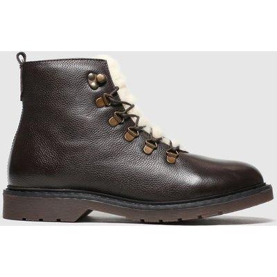 Schuh Brown Navigator Boots