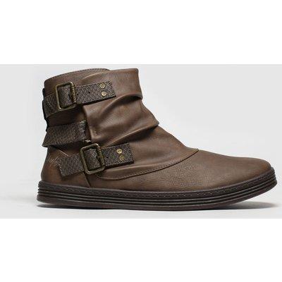 Blowfish Brown Francesca Boots