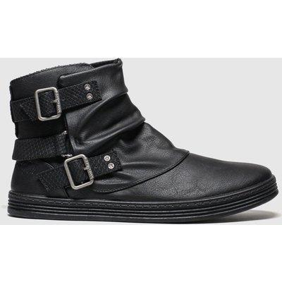 Blowfish Black Francesca Boots