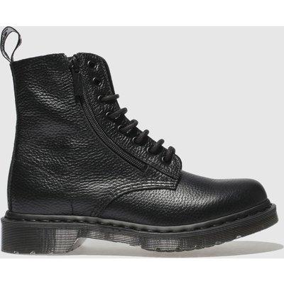 Dr Martens Black 1460 Pascal Zip Boots