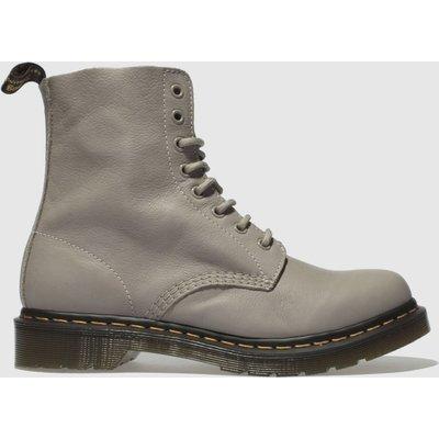 Dr Martens Beige 1460 Pascal 8 Eye Boots