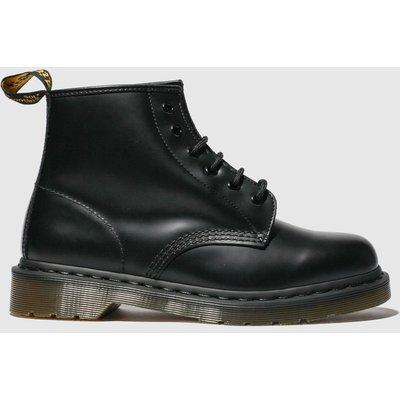 Dr Martens Black 101 6 Eye Boots