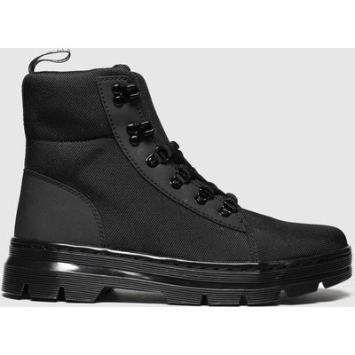 Dr Martens Black Combs Boots