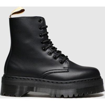 Dr Martens Black Jadon Ii Mono Vegan Boots
