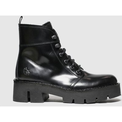Fly London Black Bola Boots