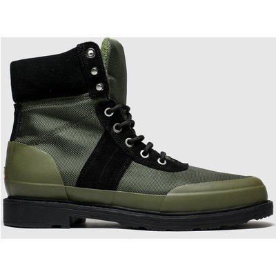 Hunter Khaki Original Commando Boots
