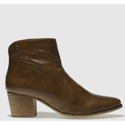 Red Or Dead Tan Miss Cassidy Boots