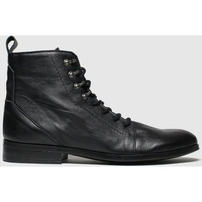 Red Or Dead Black Ryder Boots
