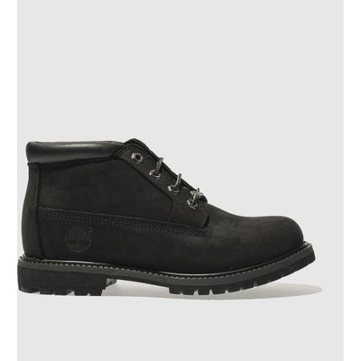Timberland Black Nellie Chukka Double Boots