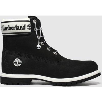 Timberland Black & White 6