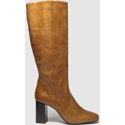 Schuh Tan Enchanter Boots