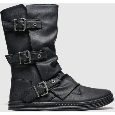 Blowfish Black Flynt Boots