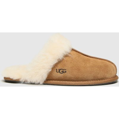 Ugg Tan Scuffette Slippers
