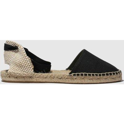 Schuh Black Carnival Sandals