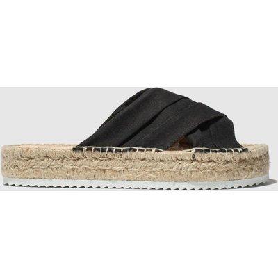 Schuh Black Cuba Sandals