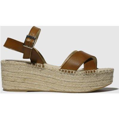 Schuh Tan Stockholm Sandals