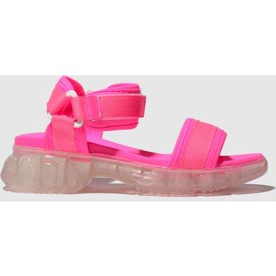 Schuh Pink Energise Sandals