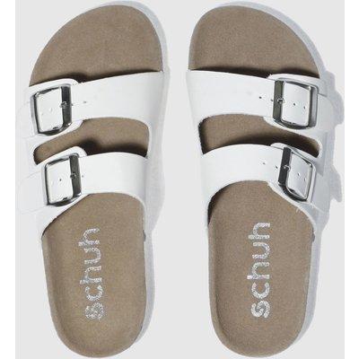 Schuh White Hawaii Sandals