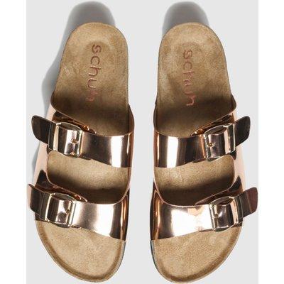 Schuh Bronze Dominican Sandals