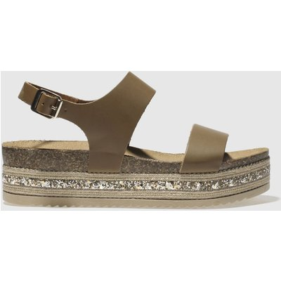 Schuh Tan Orlando Sandals