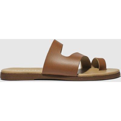 Schuh Tan Corsica Sandals