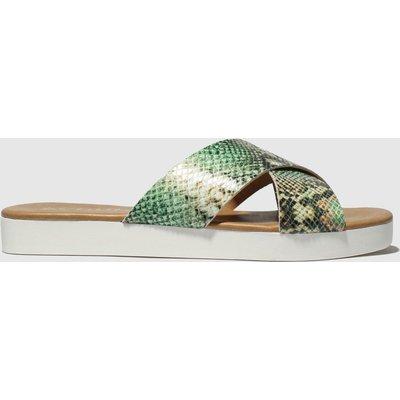 Schuh Green Mykonos Sandals