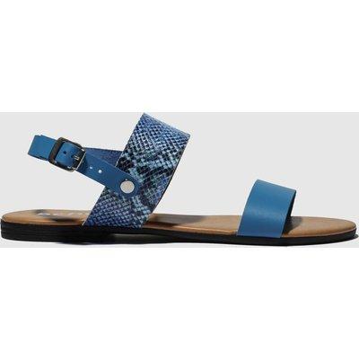 Schuh Blue Kerala Sandals