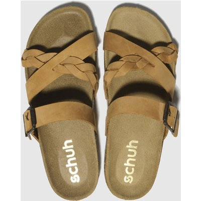 Schuh Tan Astrology Sandals