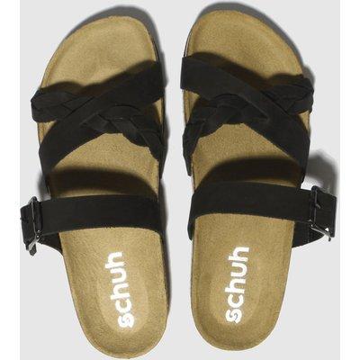 Schuh Black Astrology Sandals