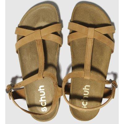 Schuh Tan Cancun Sandals