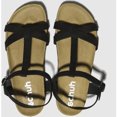 Schuh Black Cancun Sandals