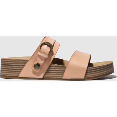 Blowfish Pale Pink Marge Vegan Sandals