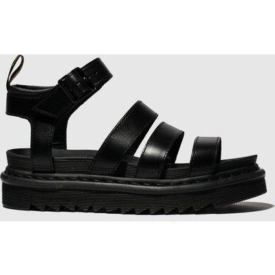 Dr Martens Black Blaire Sandal Sandals