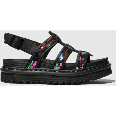 Dr Martens Multi Yelena Sequin Sandals