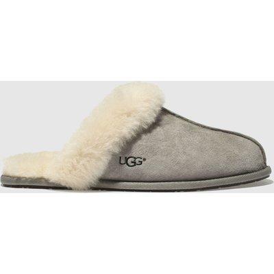 Ugg Grey Scuffette Ii Slippers