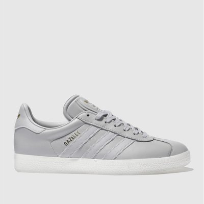 Brote Universidad tímido  EAN 4058025130338 | adidas light grey gazelle leather trainers |  YouShopping EAN Codes Directory