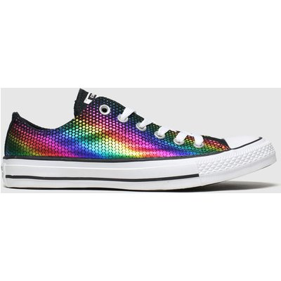 Converse Multi All Star Kaleidoscope Ox Trainers
