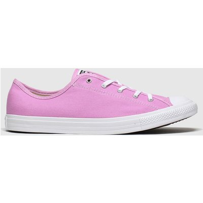 Converse Pink Ctas Dainty Trainers