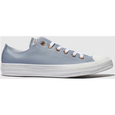 Converse Blue All Star Craft Ox Trainers