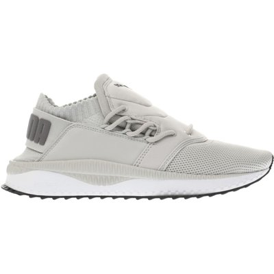 puma light grey tsugi shinsei trainers - 4057827687941