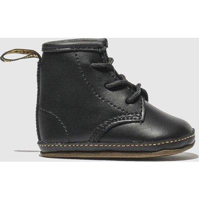 Dr Martens Black Auburn Bootie Shoes Baby