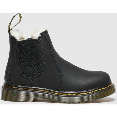 Dr Martens Black 2976 Leonore Boots Toddler